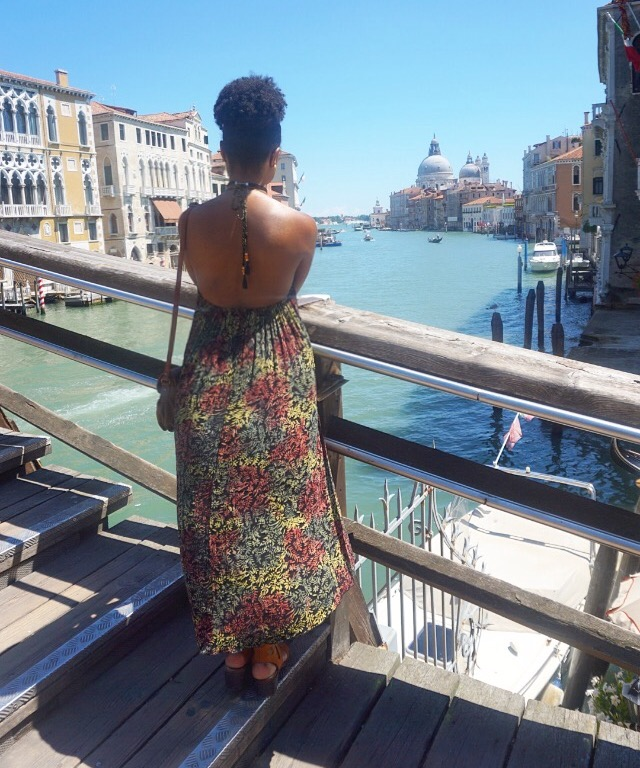 Outfit in Venice, Italy