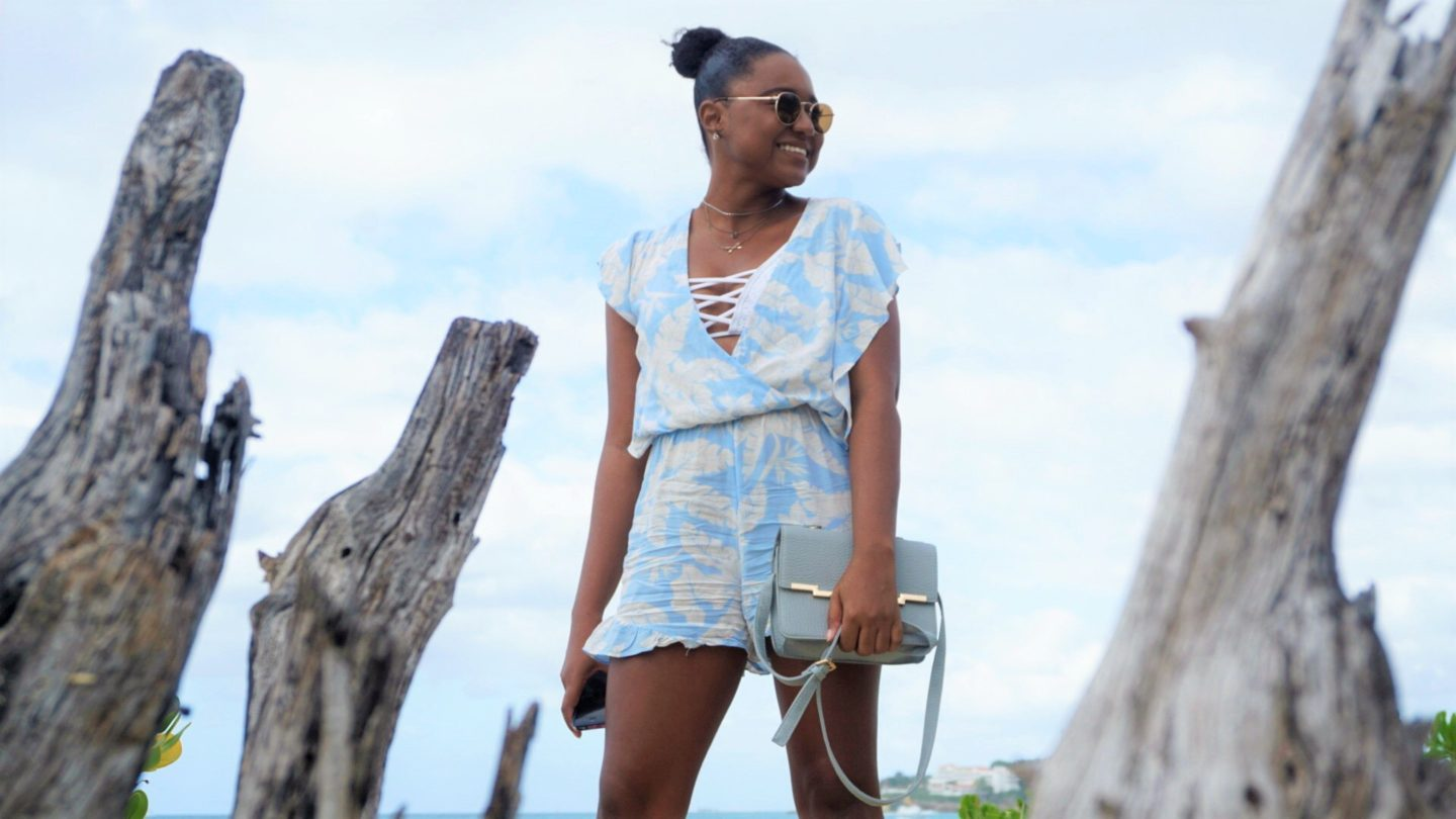 Sky Blue – From Beach Chic to Street Chic!