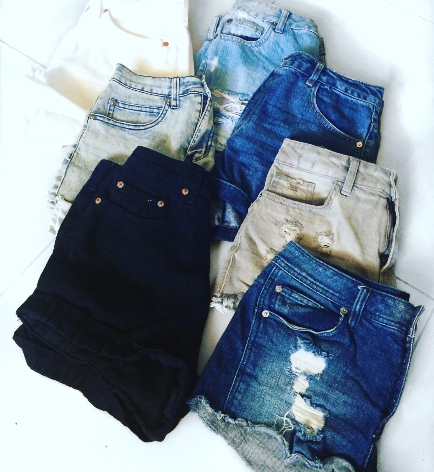 My Denim Shorts Obsession