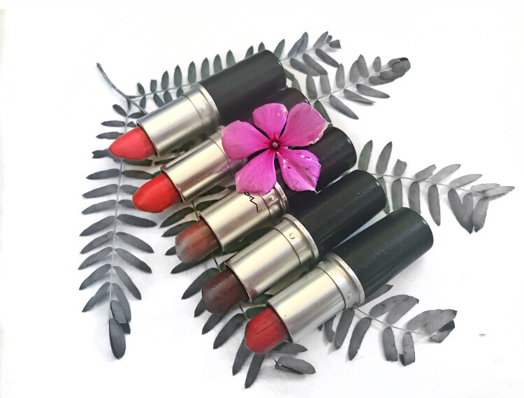My Favourite Red Lipsticks